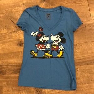 Old Navy Collectabitees Vintage Mickey & Minnie